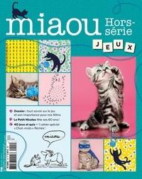 Prisma (éditions) - Miaou Hors-série N° 1 : Spécial jeux.