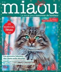 Rolf Heinz - Miaou N° 12, décembre 2020 : Spécial fêtes - Avec 1 calendrier 2021 en cadeau.