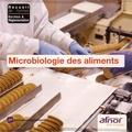 AFNOR - Microbiologie des aliments. 1 Cédérom