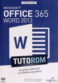 Alice Cherbonnel - Microsoft Office 365 Word 2013. 1 DVD