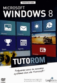 Alice Cherbonnel - Microsoft Windows 8 - Formation vidéo. 1 DVD