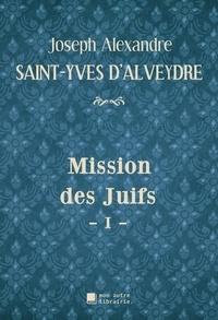 Autre librairie édition Mon - Mission des Juifs - I -.