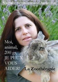 Moi, animal, 200 gr, je peux vous aider! - La zoothérapie.pdf