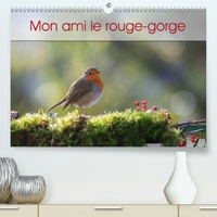 Mon ami le rouge-gorge(Premium, hochwertiger DIN A2 Wandkalender 2020, Kunstdruck in Hochglanz) - Une année de la vie du rouge-gorge (Calendrier mensuel, 14 Pages ).pdf