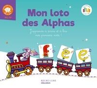 Claude Huguenin et Clotilde Palomino - Mon loto des alphas - J'apprends à écrire et à lire mes premiers mots !.