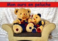 Jennifer Chrystal - Mon ours en peluche (Calendrier mural 2020 DIN A3 horizontal) - Un merveilleux cadeau pour petits et grands qui aiment les ours. (Calendrier mensuel, 14 Pages ).