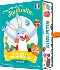 Léa Fabre et Pascal Brissy - Mon premier jeu Augustin - La chasse aux oeufs de Pâques !.