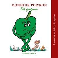 Nathalie Antien - Monsieur Poivron est grognon.