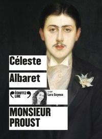 Céleste Albaret - Monsieur Proust. 2 CD audio