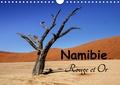 Michel Denis - Namibie Rouge et Or.