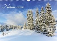 Elena Duvernay - Nature suisse (Calendrier mural 2020 DIN A3 horizontal) - Les paysages de Suisse, un plaisir pour les yeux ! (Calendrier mensuel, 14 Pages ).