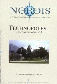 Jacques Fache et Jean Soumagne - Norois N° 200 - 2006/3 : Technopôles : un concept dépassé ?.