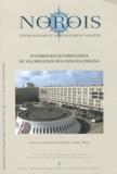Maria Gravari-Barbas et Fabrice Ripoll - Norois N° 217-2010/4 : Interroger les processus de valorisation des espaces urbains.