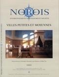 Christophe Demazière et José Serrano - Norois N° 223-2012/2 : Villespetitesetmoyennes.