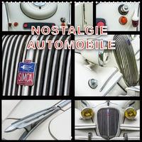 Thierry Planche - NOSTALGIE AUTOMOBILE (Calendrier mural 2020 300 × 300 mm Square) - Rassemblement de véhicules anciens (Calendrier mensuel, 14 Pages ).