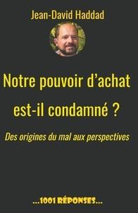 Jean-David Haddad - Notre pouvoir d'achat est-il condamné ? - Des origines du mal aux perspectives.