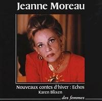 Karen Blixen - Nouveaux contes d'hiver : Echos. 1 CD audio