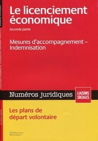 Pascal Lagoutte et Jean-Michel Mir - Numéros juridiques Novembre 2014 : Le licenciement économique - Seconde partie, Mesures d'accompagnement, indemnisation.