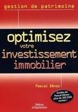 Pascal Dénos - Optimisez votre investissement immobilier.