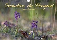 Corine Oosterlee - Orchidées du Périgord (Calendrier mural 2020 DIN A4 horizontal) - Belles et fragiles fleurs sauvages (Calendrier mensuel, 14 Pages ).