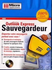 Micro Application - Outlook Express Sauvegardeur - CD-ROM.