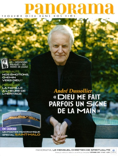 Bertrand Révillion et Frédéric Mounier - Panorama N° 413, septembre 20 : .