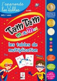 SODIS (PAPET) - Tam Tam Multimax. J'apprends les tables de multiplication