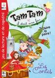 SODIS (PAPET) - Tamtam, il était une fois les contes. Jeu de lecture et de rapidité