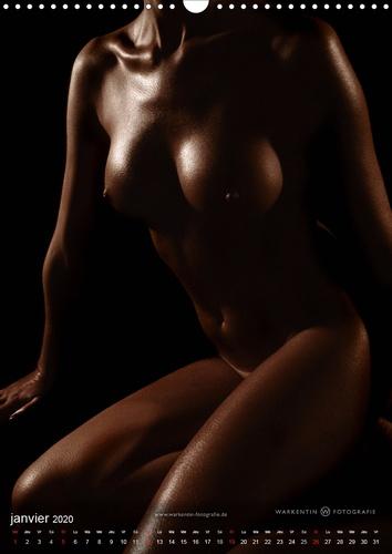 parties du corps (Calendrier mural 2020 DIN A3 vertical). Des corps et des lignes corporelles de femmes très sensuelles (Calendrier mensuel, 14 Pages )