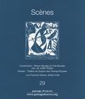 Marion Boudier et Yves Boudier - Passage d'encres N° 29 : Scènes.