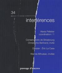 Alexis Pelletier - Passage d'encres N° 34 : Interférences.