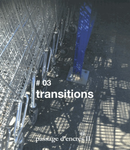 Piero Salzarulo - Passage d'encres Série 2 N° 3 : Transitions.