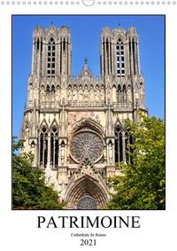 Patrice Thébault - Patrimoine Cathédrale de Reims A3.