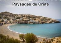 Didier Steyaert - Paysages de Crète (Calendrier mural 2020 DIN A3 horizontal) - Sélection de photographies de Crète (Calendrier mensuel, 14 Pages ).
