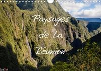 Arnaud Liatard - CALVENDO Places  : Paysages de La Réunion (Calendrier mural 2021 DIN A4 horizontal) - Calendrier mensuel , 14 pages sur les paysages de La Réunion (Calendrier mensuel, 14 Pages ).