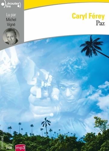 Paz  avec 2 CD audio MP3