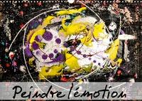 Carmen Mocanu - Peindre l'émotion (Calendrier mural 2020 DIN A3 horizontal) - Un pur bonheur ! (Calendrier mensuel, 14 Pages ).