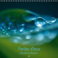 Béatrice Biewer - Perles d'eau (Calendrier mural 2020 300 × 300 mm Square) - Des jolies gouttes d'eau telles des perles (Calendrier mensuel, 14 Pages ).