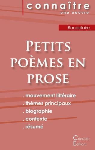 Charles Baudelaire - Petits poèmes en prose - Fiche de lecture.
