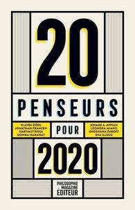 Martin Legros et Octave Larmagnac-Matheron - Philosophie Magazine  : 20 penseurs pour 2020 - Les meilleurs articles de la presse internationale.
