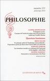 Ludwig Binswanger et Brice Halimi - Philosophie N° 121, Printemps 20 : .