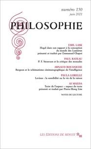Dominique Pradelle - Philosophie N° 150, juin 2021 : .