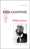 Mathias Girel et Frédéric Worms - Philosophie N° 64, décembre 1999 : William James.