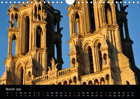 Picardie émotion (Calendrier mural 2020 DIN A4 horizontal). Les couleurs de la Picardie, de la mer à la champagne. (Calendrier mensuel, 14 Pages )