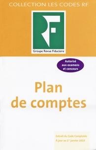 Revue fiduciaire - Plan de comptes.
