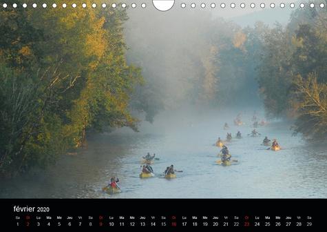 Planète Raid (Calendrier mural 2020 DIN A4 horizontal). Les images de ce calendrier sont le reflet de ce qui fait la force des Raids Multisports de Nature: un ensemble d'émotions collectives, physiques et ludiques au coeur de la nature. (Calendrier mensuel, 14 Pages )