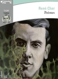 René Char - Poèmes. 1 CD audio