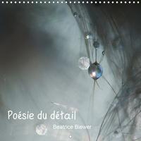Béatrice Biewer - Poésie du détail (Calendrier mural 2020 300 × 300 mm Square) - Toute la poésie de la nature en quelques détails (Calendrier mensuel, 14 Pages ).