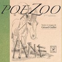 Gérard Guillet - Poézoo - Bestiaire illustré.