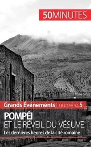 Mélanie Mettra - Pompéi et le réveil du Vésuve - Les dernières heures de la ville romaine.